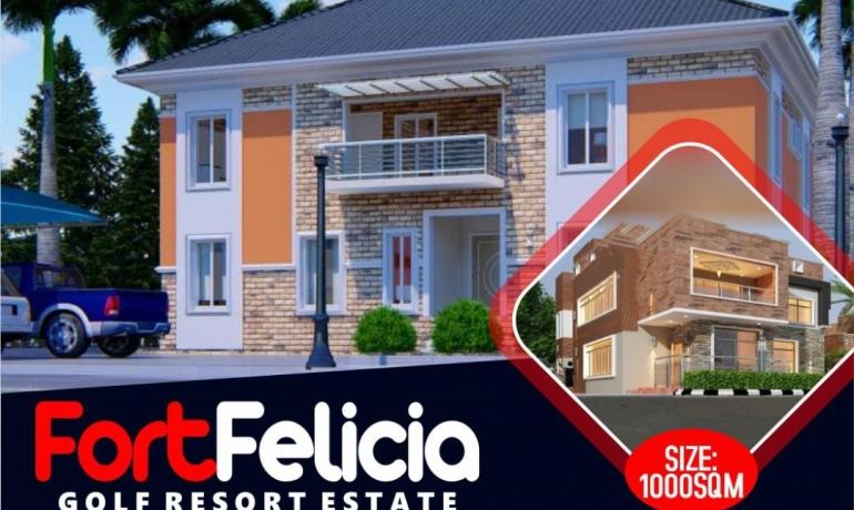 Land For Sale in Fort Felicia Golf Resort Estate