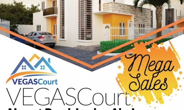 Become a landlord at Vegas Court, Lugbe Abuja